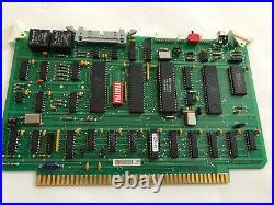 Mikul 6809-5 Rev 2 Oven Cpu Pcb Circuit Board 15153-1084, St
