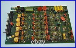 Miller Welder PCB Printed Circuit Control Board Model# 059322 JH-22-1