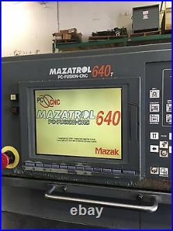Mitsubishi Electric HR353B Base I/O PCB / MAZAK CNC