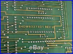 Motorola Microsystems Micro Module 1A 84DW6227X01 Processor Circuit Board PCB