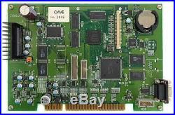 Mushihimesama Arcade Circuit Board PCB CAVE Japan Shooter Game USED