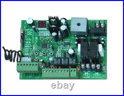 NSEE EG22A 24V DC Circuit Control Board PCB Automatic Swing Gate Door Operator