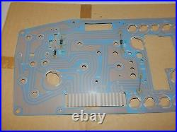 New OEM 1996-1997 Isuzu Trooper Acura Instrument Cluster Printed Circuit Board