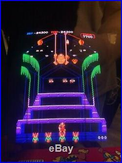 Nintendo Donkey Kong 3 Video Arcade Game Circuit Boards, Tested Working PCB's