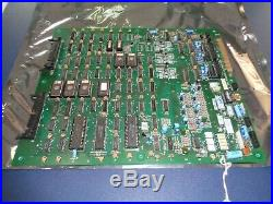 Nintendo Donkey Kong Video Arcade Game Circuit Board, CPU PCB TKG4-11