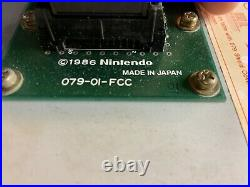 Nintendo Playchoice 10 Arcade PCB Main Logic Circuit Board PC10 With Shield