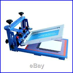 PCB Screen Printing Press Machine Silk Press Printer for Circuit Board Print