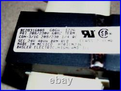 PCB4-Carrier Control Circuit Board V17 CEPL130510-03 CEBD430510-12A