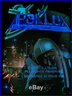 Pollux Jamma Arcade Game Circuit Board Working Pcb Stg Shmup Shooter
