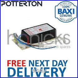 Potterton Netaheat Profile Prima 30 40 50 60 80 100 PCB 407677 40767701 382-462