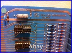 Pro Log LEI-MV4 PWM 100338XB PWB 100339XB Portal Monitor PCB Circuit Board