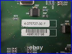 Puritan Bennett 4-075727-30 10075675 840 Ventilator GUI CPU PCB Circuit Board