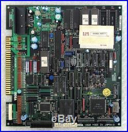 Puyo Puyo 2 SEGA PCB JAMMA Arcade Circuit Board Japan Puzzle Game AG0032