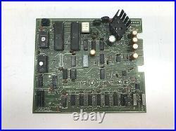 QBert Arcade Game Sound Circuit, System 80 Pinball Sound Board Gottlieb, PCB