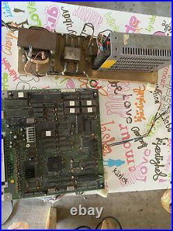 Rare Cadash Circuit Board Pcb Working Condition