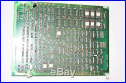Rare Sega Space Position Jamma Arcade Game Circuit Board Pcb Working