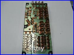 Rolls Royce Silver Shadow, Corniche fuse box printed circuit board UD18084, NOS