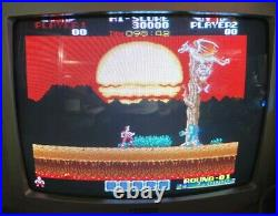 Rygar Tecmo WORKING scheda Arcade Circuit Board PCB non Jamma Bootleg VIDEO GAME