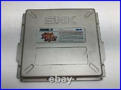 SNK Neo Geo Hyper 64 Beast Busters Arcade Cartridge Circuit Board PCB, Works