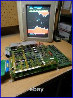 SUPER COBRA Arcade Game Circuit Boards, Tested and Working, 1981 PCB Stern