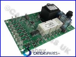 Silanos 907169 Dishwasher Pcb Electronic Timer Relay Circuit Board 907181 N700
