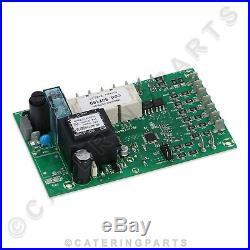 Silanos 907169 Pcb Electronic Timer Relay Circuit Board Dishwasher 907179 907181