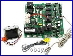 Spa & hot tub Gecko MSPA-1 & MSPA-4 OEM printed circuit board kit 0201-300045