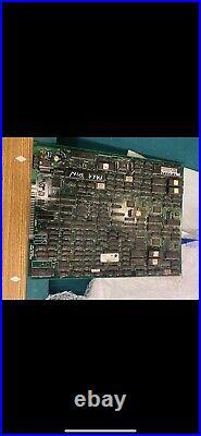 Space Battleship Gomora/Bio-ship Paladin Japanese Circuit Board Rare PCB UPL