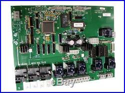 Sundance Spas Circuit Board PCB PRO-TEC LCD, 3-PUMP, 60HZ 6600-101