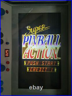 Super Pinball Action Circuit Board PCB Techmo USED