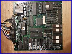 Superman Circuit Board Jamma PCB Taito USED
