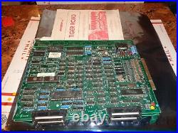 TIGER ROAD Arcade Game Circuit Boards, 1987 Capcom PCB