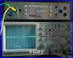 TSH-210 VI curve tester PCB Circuit Board On-line Maintenance Tester a