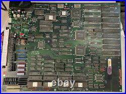 The Avengers Data East JAMMA Arcade Game Circuit Board WORKING PCB