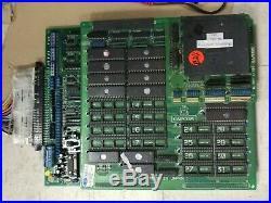 Three Wonders CPS PCB Arcade Video Game Circuit Board Capcom 1989