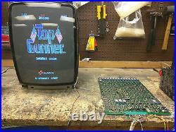 Top Gunner Arcade CPU Circuit Board, PCB, Boardset, Working