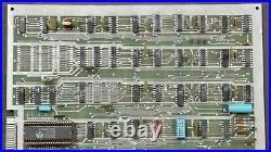 Used Avalanche 1978 Atari RARE NON JAMMA B/W Arcade Circuit board PCB Working