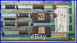 Used Pengo 1982 Sega RARE NON JAMMA Arcade Circuit board PCB Working
