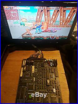 Vendetta Arcade Circuit Board PCB Konami USED