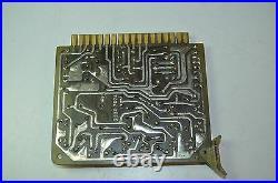 Vintage GE TI RCA Program Control Circuit Board PCB #- 35307074