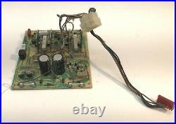 Wells Gardner 6100 Color Vector Monitor Deflection Circuit Board, PCB, Foldover