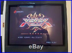XEXEX Arcade Circuit Board PCB KONAMI Japan Game ORIGINAL GENUINE, used