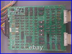 Xain´d Sleena Circuit Board PCB Techmos USED