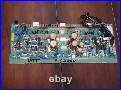 Yamaha A-s2000 Left Ch Power Amp Circuit Pcb Working New