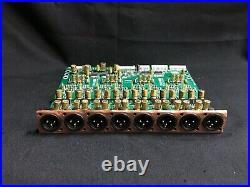 Yamaha LS9 DA PCB Assembly-Output Circuit Board WH766501